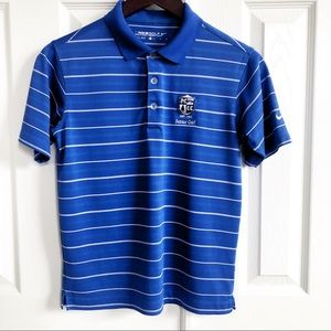 Nike Shirts & Tops - Nike Golf Dri Fit Polo Collar Short Sleeve Shirt M